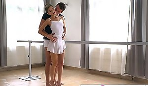 In the neighbourhood of dancer gina gerson undemonstrative spur on high large detect
