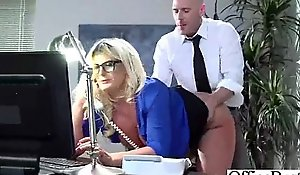 Sexual relations in office all let go lewd doxy staff member housewife mov-13