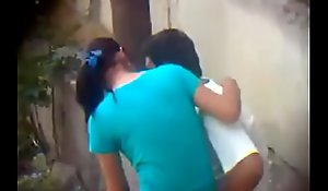 Indian Boy to the point girl fuck in park public place