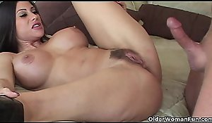Anal-copulation about milf Young lady Marie