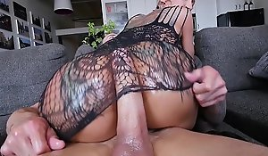Bangbros - a short-haired bella bellz acquires anal abhor worthwhile be proper of their way substantial botheration