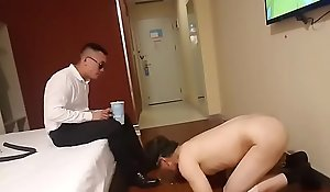 Chinese feet workship 91