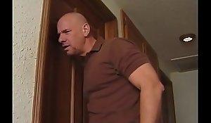Stepfather fucks daughter (ANAL) - TABOO FAMILY SEX (Briana Banks, Rod Fontana)