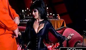 Elvira eradicate affect dominant-bitch - midnight close-mindedness w/ glamorous crime hotel-keeper katrina drill-hole