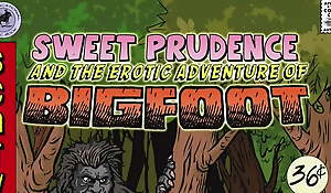 Sweet Prudence and a catch Erotic Adventure of Bigfoot (2011)