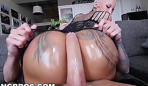 Bangbros - unsparing arse pornstar bella bellz does anal be expeditious for say no to surrejoinder