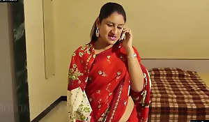 Despondent Bhabhi Boob pressing Coupled with Hard Drilled By ...
