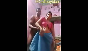 Village couple in doggystyle sex boxing-match