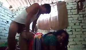 Village Bhabi acquires fucked doggystyle