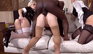 Cathy Heaven - Anal Sluts Love Black Cock