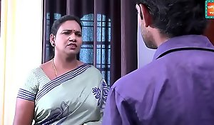 saree aunty seducing and lustrous to TV reform lad  xxx movie