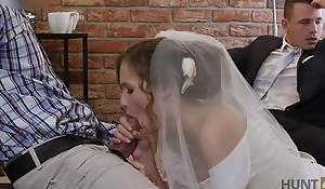 VIP4K. Rich man pays well to fuck hot young babe heavens her wedding day