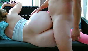 I fuck slay rub elbows with huge aggravation be fitting of my young hot stepmom during her joke