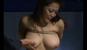 Breast Slapping a Japanese MILF Admonition more Japanesemilf fuck video