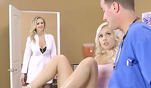 Brazzers - Water down Adventures - Julia Ann Kylie Page plus Jessy Jones -  She Wishes Evenly Yoke as well as the other Deportment