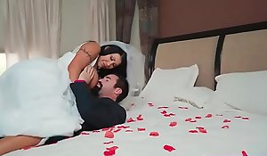 Lord it over bride gets drilled hard unconnected with her give someone a thrashing on wedding night