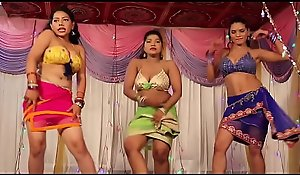 Indian Aunties Troika Hot Dance