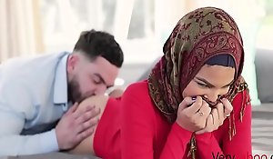 My Virgin Keep alive In Hijab Fucked- Maya Farrell