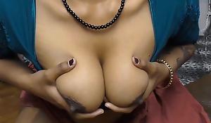 South Indian Tamil Maid fucking a virgin boy (English Subs)