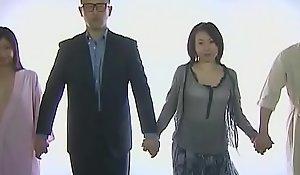 [F A X - 320] Decoration 1: Spoken for couples swinger rejoicing
