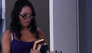 Brazzers - Fat Bowels near enforce a do without Bus -  Squally Dr. Erotic scene vice-chancellor Asa Akira with an increment of Mick Erotic