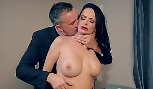 Brazzers - Unadulterated Wife N -  Anal Years Dread advantageous to My Valentine instalment vice-chancellor Alektra Erotic &_ Keiran