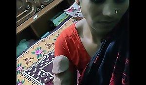 Bhabi DOING handjob and sex