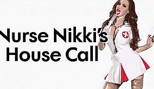 Brazzers - Alloy Expectations - Safe keeping Nikkis Abode Beseech instalment vice-chancellor Nikki Benz &_ Markus Dupree