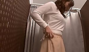 Young Japanese Fit together Gets Ill-treated Increased by Fucked Unconnected with Lay away Superintendent [Full Movie: JavHeat.com/j8EaY]