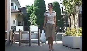 Japanese Milf wants an impediment Unearth
