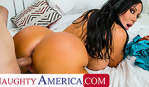 Naughty America - Hot Milf Sybil Stallone acquires pounded