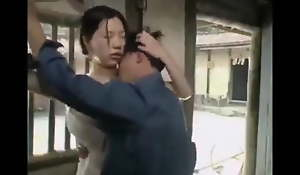 My unshakably Chinese Wife White and a shaved young guy