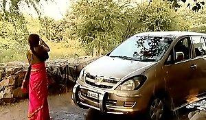 ---indian neighbourhood pub bhabhi detergent car..{uncut ex...