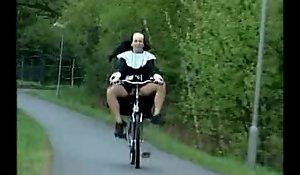 Nun on bike wmv porn video