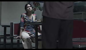 Girl Teasing Waiter – Web Sequence Scene with Subtitles