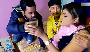 New Indian porn video and netting gyve