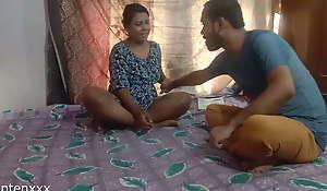 Desi 18yrs kindergarten girl Sexual congress With Teacher, clear audio