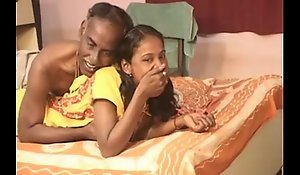 India absorbing teen slutty wife stretch over with the addition of oral-job his aged hubby