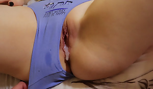 Stepbrother uses his Stepsister as a Mating Toy! POV & Creampie